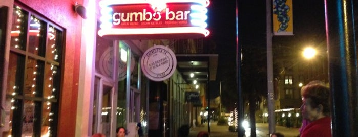 Little Daddy's Gumbo Bar is one of Favorite Out of Town Restaurants.
