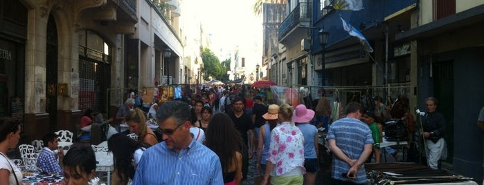 Feria de San Pedro Telmo is one of Shopping.