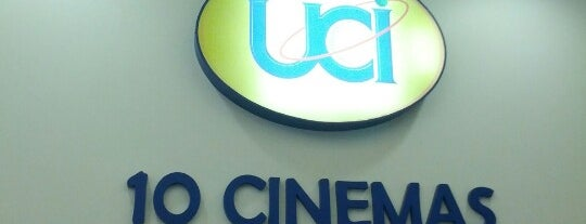 UCI is one of Cinemas.