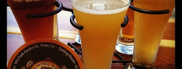 Belching Beaver Brewery Tasting Room is one of Top 10 breweries in San Diego.