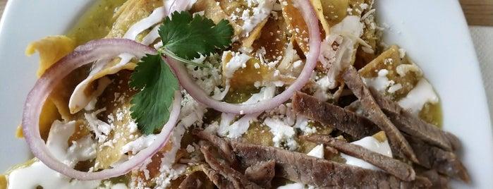 A la pimienta is one of Mérida Restaurant Week.