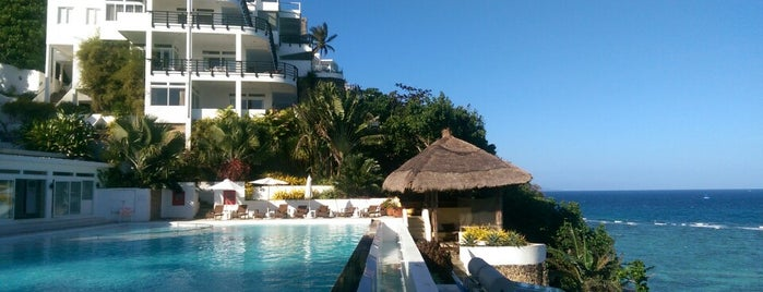 Cohiba Resort And Spa is one of Boracay.
