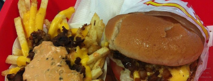 In-N-Out Burger is one of #TopVices: The Best Way to Indulge in Every State.