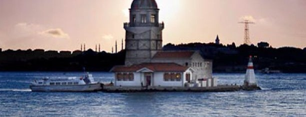 Torre di Leandro is one of Istanbul City Guide.