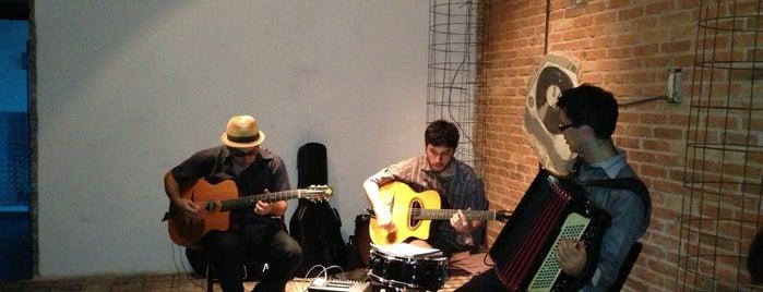 Jazz Nos Fundos is one of Tempat yang Disimpan Jéssica.