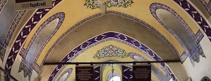 Cevahir Bedesteni (Oldbazaar) is one of Turkey.