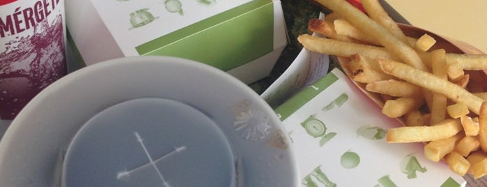 McDonald's is one of Posti salvati di VANGAR.