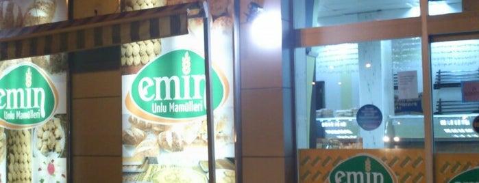 Emin Unlu Mamülleri is one of H A Z I M 님이 좋아한 장소.