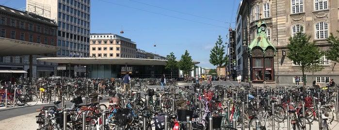 Æggetorvet is one of Plaza-sightseeing i København.