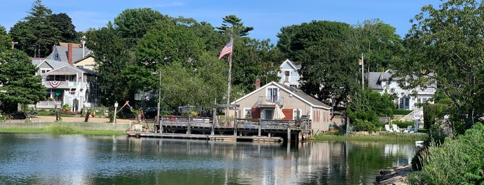 Gloucester Harbor is one of Lugares guardados de Chris.