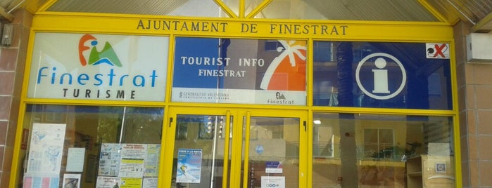 Tourist Info Finestrat is one of Finestrat.