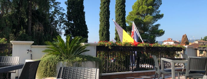 Grand Hotel Gardone Riviera is one of enricoさんのお気に入りスポット.