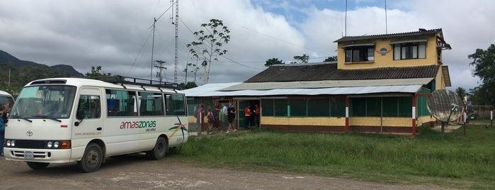Aeropuerto Rurrenabaque is one of Posti che sono piaciuti a John.