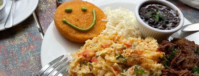 Café Latino is one of CuisinesOfLondon.