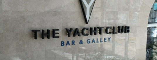 The Yacht Club نادي اليخوت is one of Follow me to go around Asia.