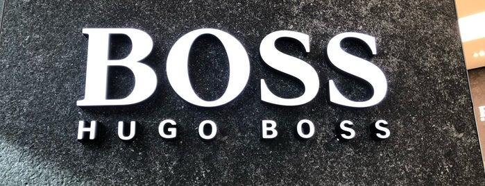 Hugo Boss is one of Lisboa.