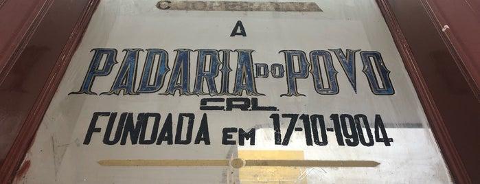 A Padaria do Povo is one of Restaurante2.