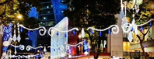 Orchard Road is one of Guide to Singapore's best spots.