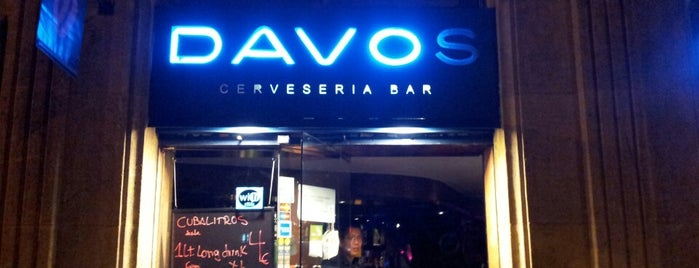 Davos Bar is one of Barcelona.
