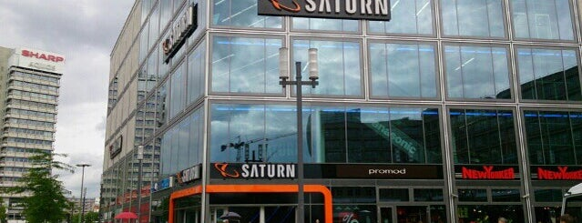 Saturn is one of Lets do Berlin.