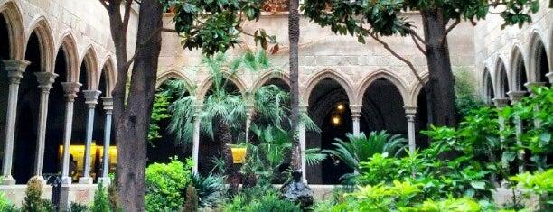 Basílica de la Puríssima Concepció is one of lugares donde me siento bien LA BARCELONA OCULTA.