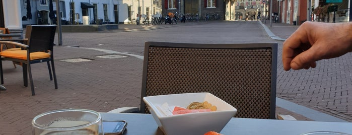 Doppio Espresso Gouda is one of Visit Nederland.