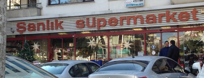 Şanlik Süpermarket is one of Posti che sono piaciuti a Handan.