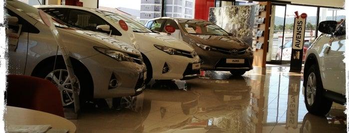 Toyota Plaza Yatu is one of UFuK•ॐ'ın Beğendiği Mekanlar.