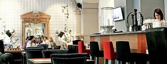 Brera Bar is one of Saint-Petersburg TOP places.