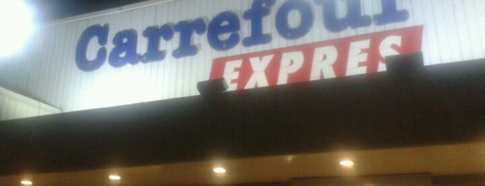 CarrefourSA Gurme is one of Orte, die Inci gefallen.