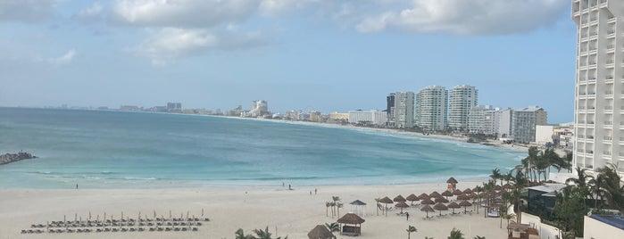 Hyatt Ziva Cancun is one of Cancun e região.