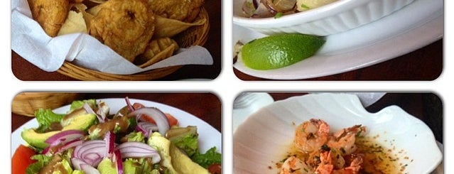 Latinada is one of Restaurants to Try List.