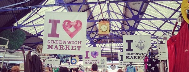 Greenwich Market is one of London - All you need to see!.