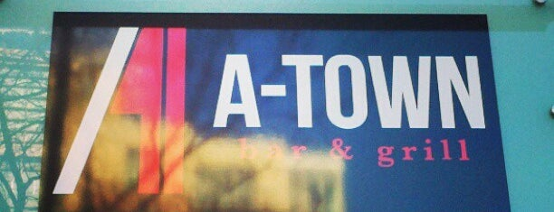 A-Town Bar & Grill is one of Arlington.