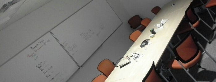 Wilmington Conference Room is one of Tempat yang Disukai Eric.