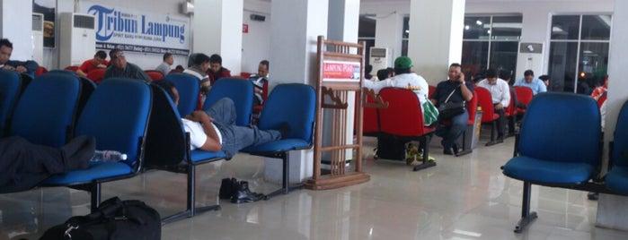 Bandar Udara Radin Inten II (TKG) is one of Part 1~International Airports....