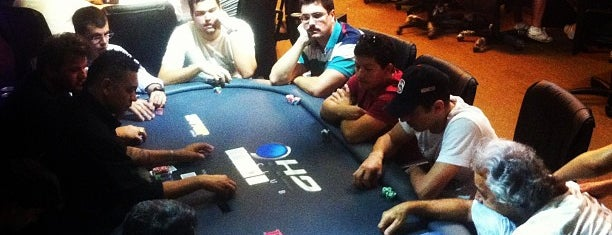 H2 Club São Paulo is one of Poker.
