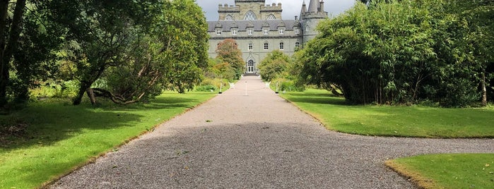 Inveraray Castle is one of UK roadtrip 2016.