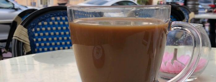 Shepherd Artisan Coffee is one of Tempat yang Disukai Malika.