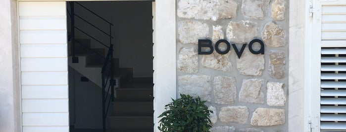 Bova Luxury Rooms is one of Croatie.