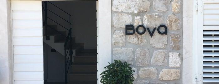 Bova Luxury Rooms is one of Croatie.
