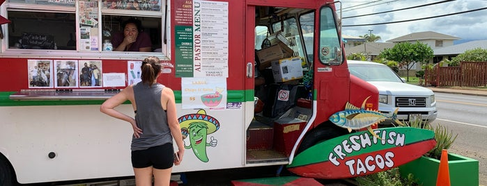 Al Pastor Taco Truck is one of Kauai.