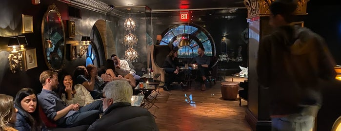 Velvet Lounge is one of LA.