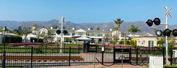 Rosewood Miramar Beach Montecito is one of Los angeles.