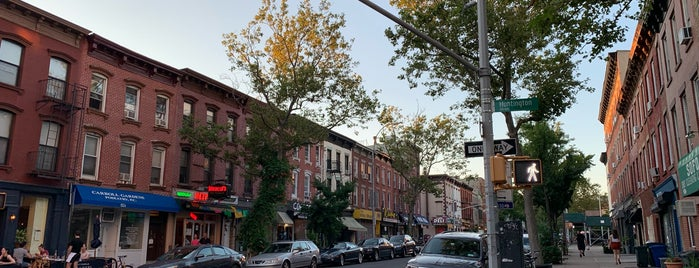 Carroll Gardens is one of Kayla's New York Adventure.