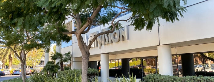 Activision HQ is one of LA Todos.