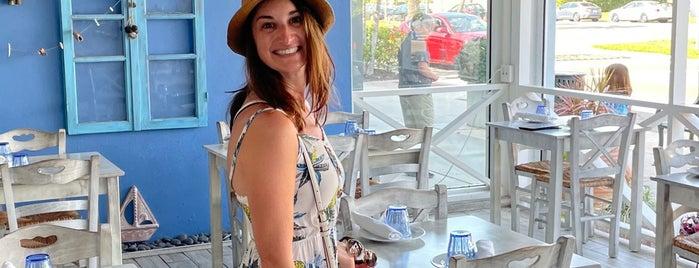 Blu Kouzina is one of Sarasota.