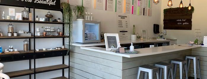 Good Mylk Co. is one of LA Food&Coffee.