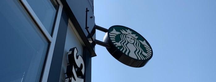 Starbucks is one of Locais curtidos por Brian.