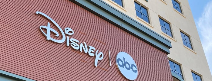 Disney ABC Television Group is one of My FAV Hot Spots.